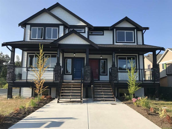 A 33365 5TH AVENUE - Mission BC 1/2 Duplex for sale, 3 Bedrooms (R2430022)