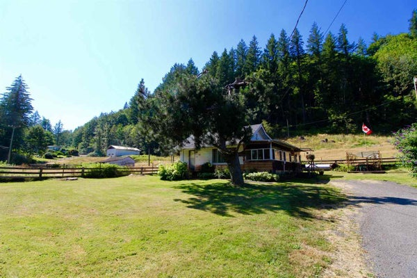 1505 COLUMBIA VALLEY ROAD - Columbia Valley House with Acreage for sale, 2 Bedrooms (R2430396)