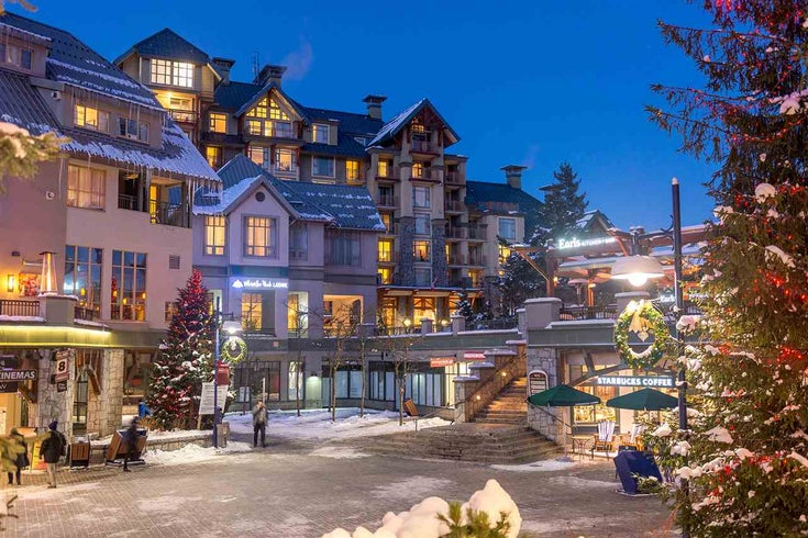 4404 4299 BLACKCOMB WAY - Whistler Village Apartment/Condo for sale, 1 Bedroom (R2431105)