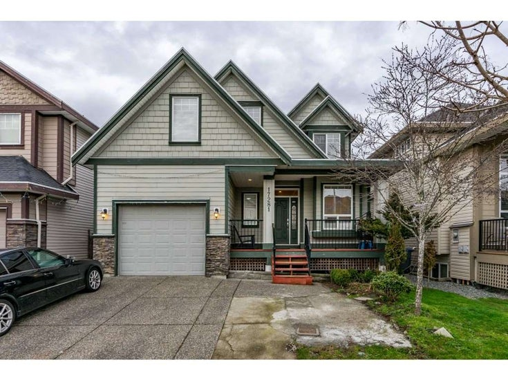 17281 64A AVENUE - Cloverdale BC House/Single Family for sale, 6 Bedrooms (R2431292)
