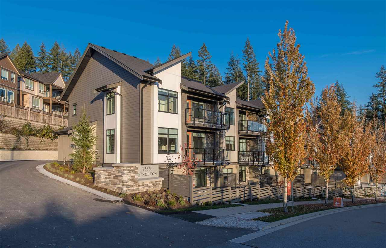 12 3535 PRINCETON AVENUE - Burke Mountain Townhouse for sale, 4 Bedrooms (R2431480) - #2