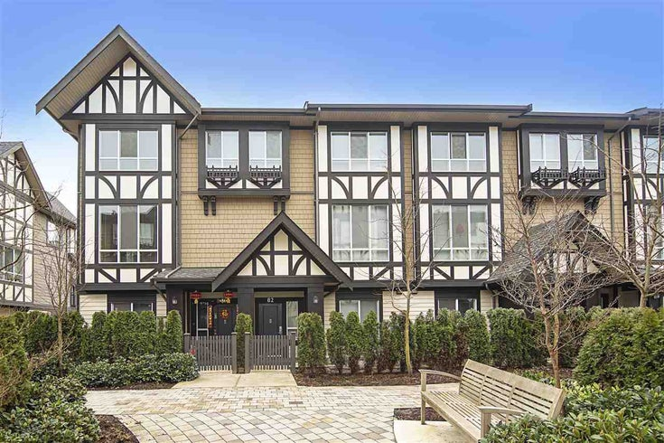 81 10388 NO. 2 ROAD - Woodwards Townhouse for sale, 4 Bedrooms (R2432562)