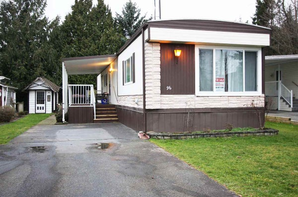 96 27111 0 AVENUE - Aldergrove Langley Manufactured for sale, 2 Bedrooms (R2433211)