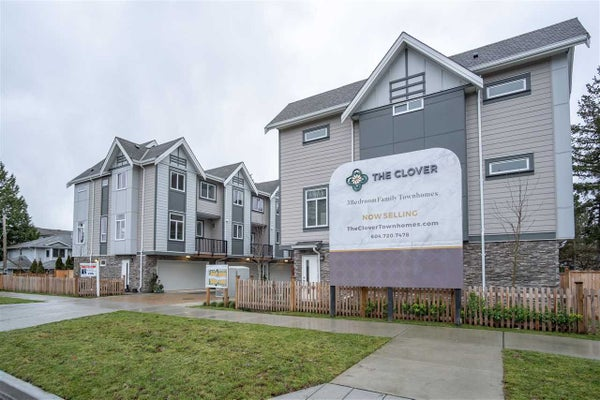 11 5945 177B STREET - Cloverdale BC Townhouse for sale, 3 Bedrooms (R2434133)