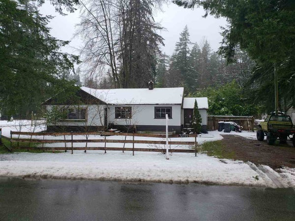 3011 202 STREET - Brookswood Langley House with Acreage for sale, 3 Bedrooms (R2434137)