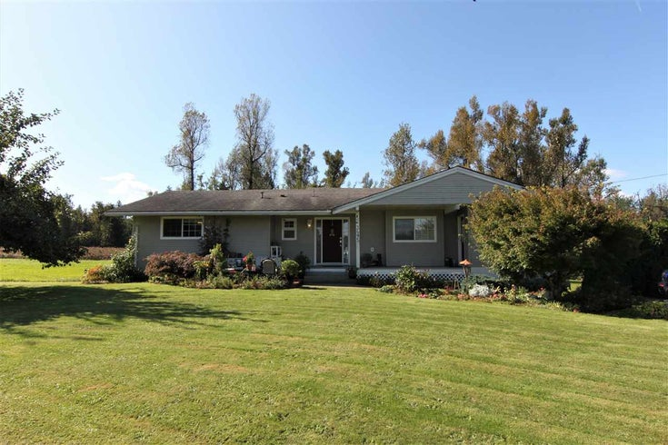 3495 BRADNER ROAD - Aberdeen House with Acreage for sale, 5 Bedrooms (R2434948)