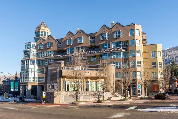 401 4557 BLACKCOMB WAY - Benchlands Apartment/Condo for sale(R2435196)