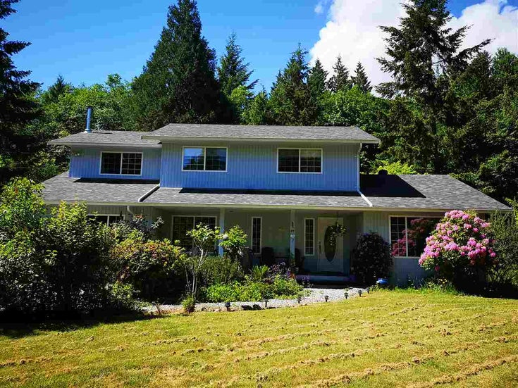 524 ESPERANZA ROAD - Gibsons & Area House with Acreage for sale, 3 Bedrooms (R2435346)