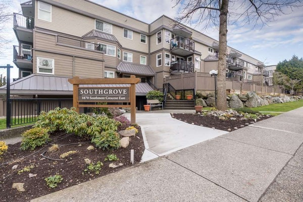 114 1870 E SOUTHMERE CRESCENT - Sunnyside Park Surrey Apartment/Condo for sale, 2 Bedrooms (R2435855)