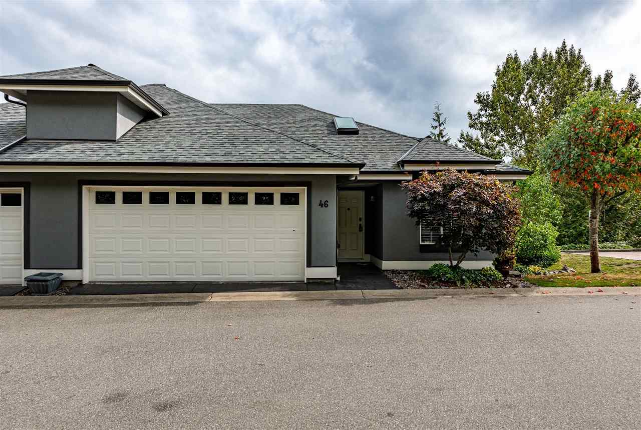 46 2068 WINFIELD DRIVE - Abbotsford East Townhouse for sale, 2 Bedrooms (R2436054) - #1