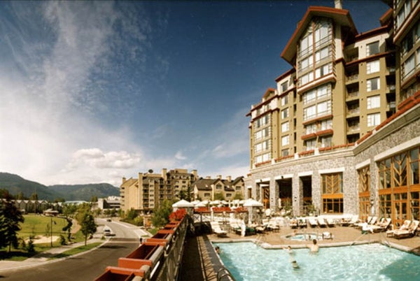 853 4090 WHISTLER WAY - Whistler Village Apartment/Condo for sale, 1 Bedroom (R2436360)