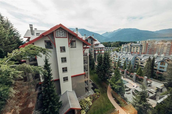 913 4090 WHISTLER WAY - Whistler Village Apartment/Condo for sale, 1 Bedroom (R2436377)