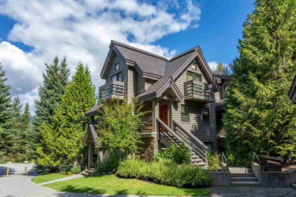 10 4645 BLACKCOMB WAY - Benchlands Townhouse for sale, 3 Bedrooms (R2436504)