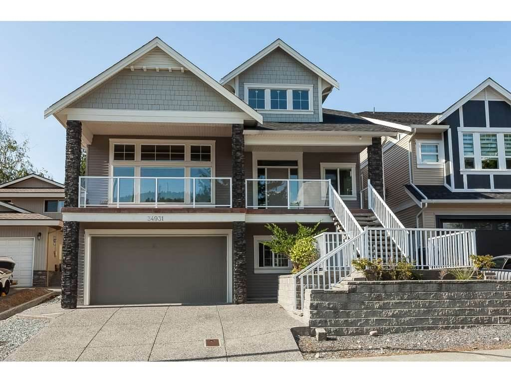 34931 MT. BLANCHARD DRIVE - Abbotsford East House/Single Family for sale, 6 Bedrooms (R2436879)