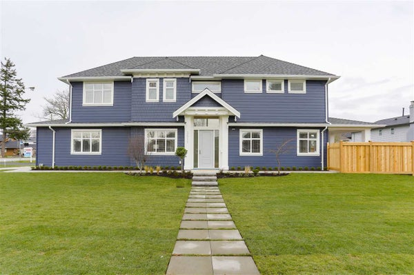 3511 RICHMOND STREET - Steveston Village House/Single Family for sale, 4 Bedrooms (R2437953)
