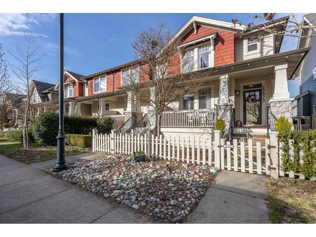 22973 BILLY BROWN ROAD - Fort Langley Row House (Non-Strata) for sale, 4 Bedrooms (R2438448) - #1