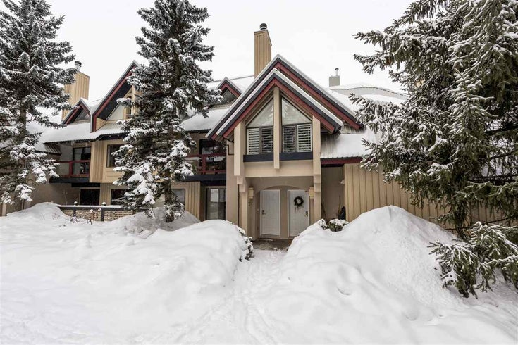 32 4637 BLACKCOMB WAY - Benchlands Townhouse for sale, 3 Bedrooms (R2438470)
