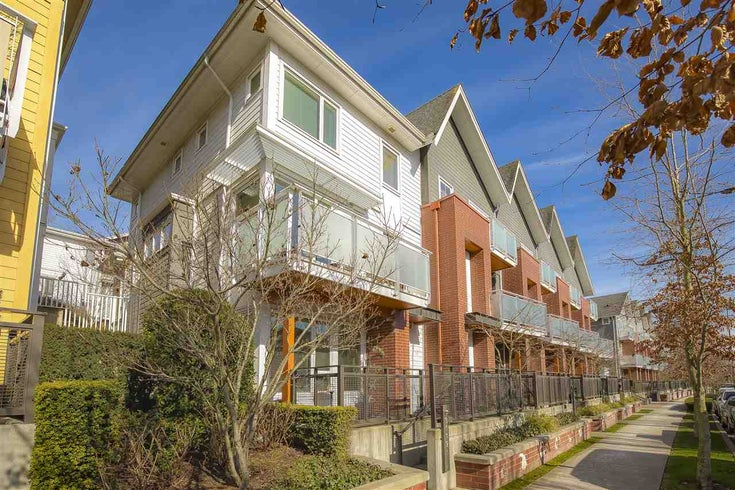 3119 E KENT AVENUE NORTH - South Marine Townhouse for sale, 4 Bedrooms (R2439075)