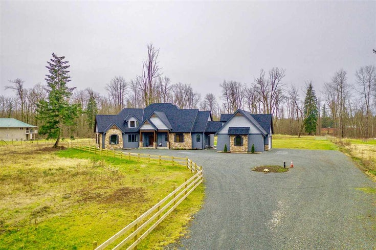 6825 267 STREET - County Line Glen Valley House with Acreage for sale, 4 Bedrooms (R2440168)