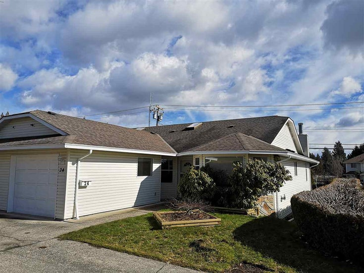 24 767 NORTH ROAD - Gibsons & Area Townhouse for sale, 2 Bedrooms (R2440398)