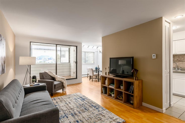 207 225 SIXTH STREET - Queens Park Apartment/Condo for sale, 2 Bedrooms (R2440981)
