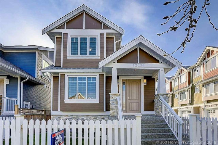 12231 EWEN AVENUE - Steveston South House/Single Family for sale, 3 Bedrooms (R2441214)