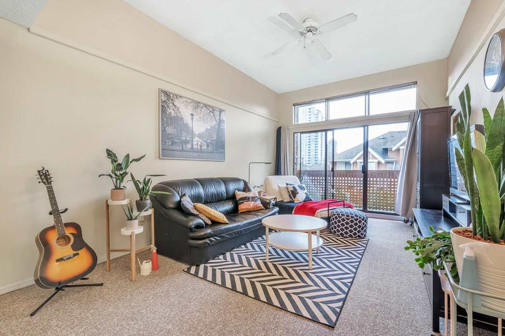 314 7151 EDMONDS STREET - Highgate Apartment/Condo for sale, 1 Bedroom (R2441270)