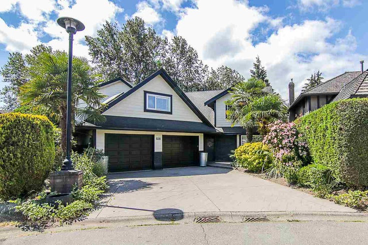 608 SANDOLLAR PLACE - Tsawwassen East House/Single Family for sale, 4 Bedrooms (R2441840)