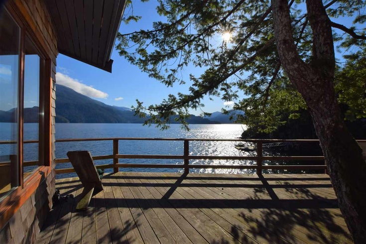 Site C FOLEY HEAD - Pender Harbour Egmont House with Acreage for sale, 2 Bedrooms (R2442470)