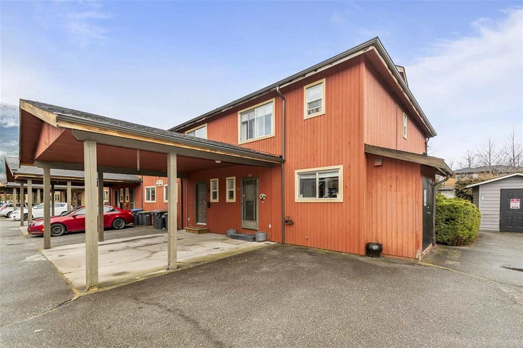 6 41450 GOVERNMENT ROAD - Brackendale Townhouse for sale, 3 Bedrooms (R2442728)