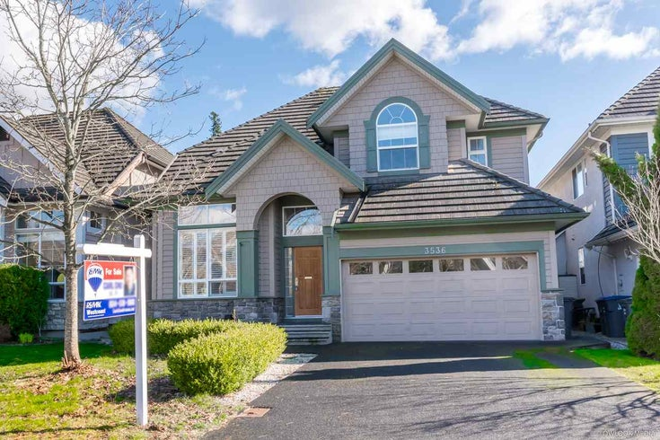 3536 ROSEMARY HEIGHTS CRESCENT - Morgan Creek House/Single Family for sale, 4 Bedrooms (R2442990)