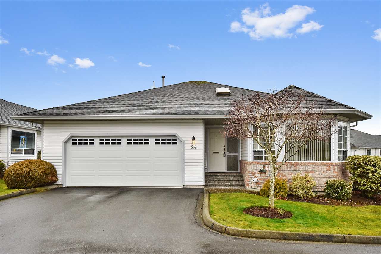 24 3293 FIRHILL DRIVE - Abbotsford West Townhouse for sale, 2 Bedrooms (R2443674)