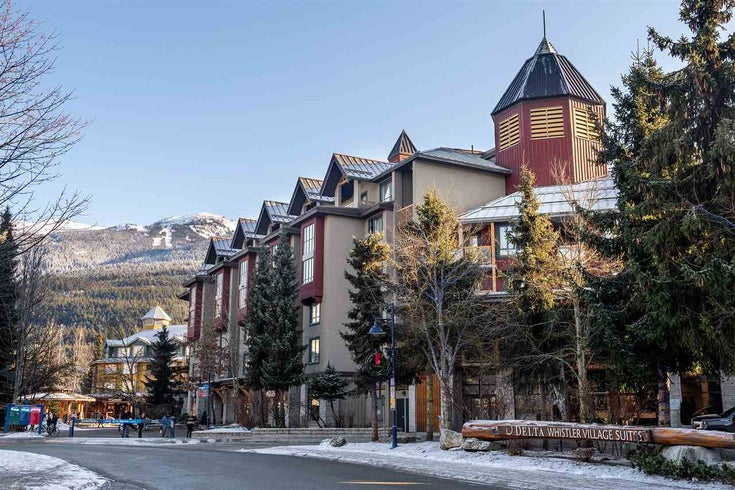 1213 4308 MAIN STREET - Whistler Village Apartment/Condo for sale, 1 Bedroom (R2444123)
