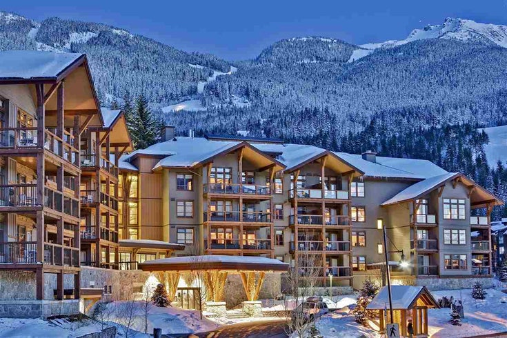 115A 2020 LONDON LANE - Whistler Creek Apartment/Condo for sale, 1 Bedroom (R2444158)