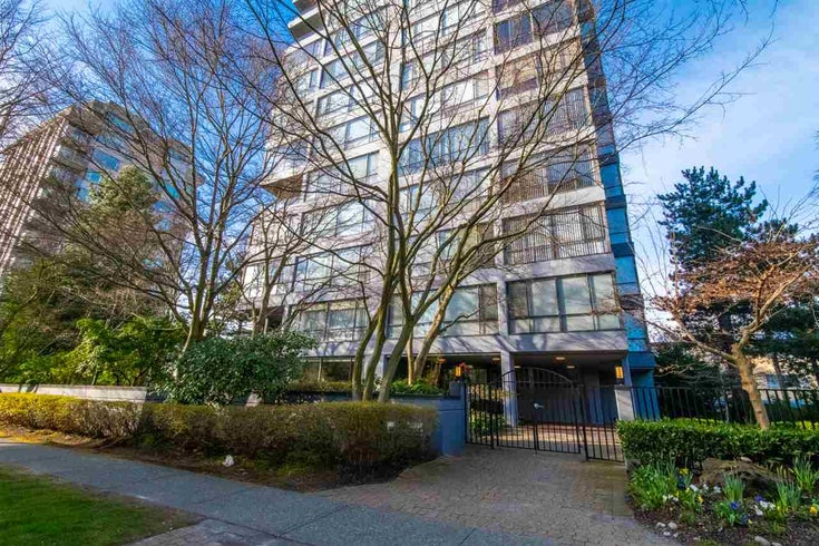 1102 2115 W 40TH AVENUE - Kerrisdale Apartment/Condo for sale, 2 Bedrooms (R2445012)