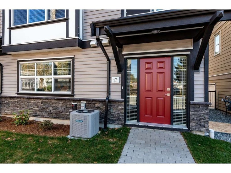 17 7740 GRAND STREET - Mission BC Townhouse for sale, 3 Bedrooms (R2445062)