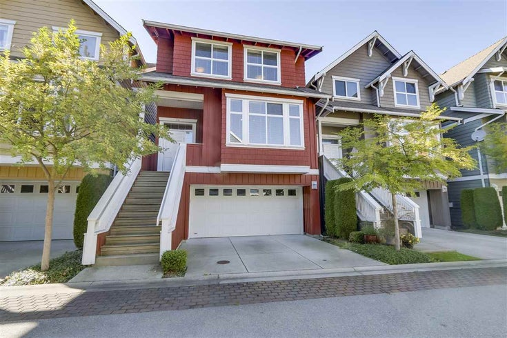 34 3088 FRANCIS ROAD - Seafair Townhouse for sale, 4 Bedrooms (R2445141)