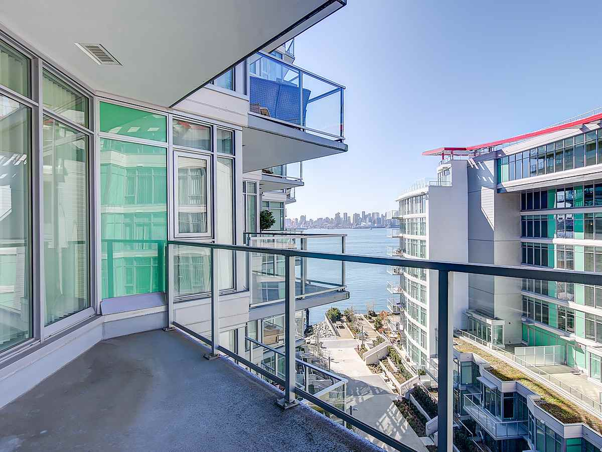 708 199 VICTORY SHIP WAY - Lower Lonsdale Apartment/Condo for sale, 1 Bedroom (R2445451) - #12