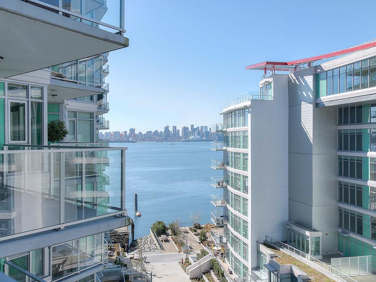 708 199 VICTORY SHIP WAY - Lower Lonsdale Apartment/Condo for sale, 1 Bedroom (R2445451) - #13