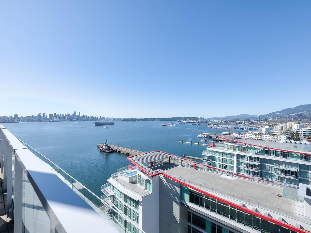708 199 VICTORY SHIP WAY - Lower Lonsdale Apartment/Condo for sale, 1 Bedroom (R2445451) - #14