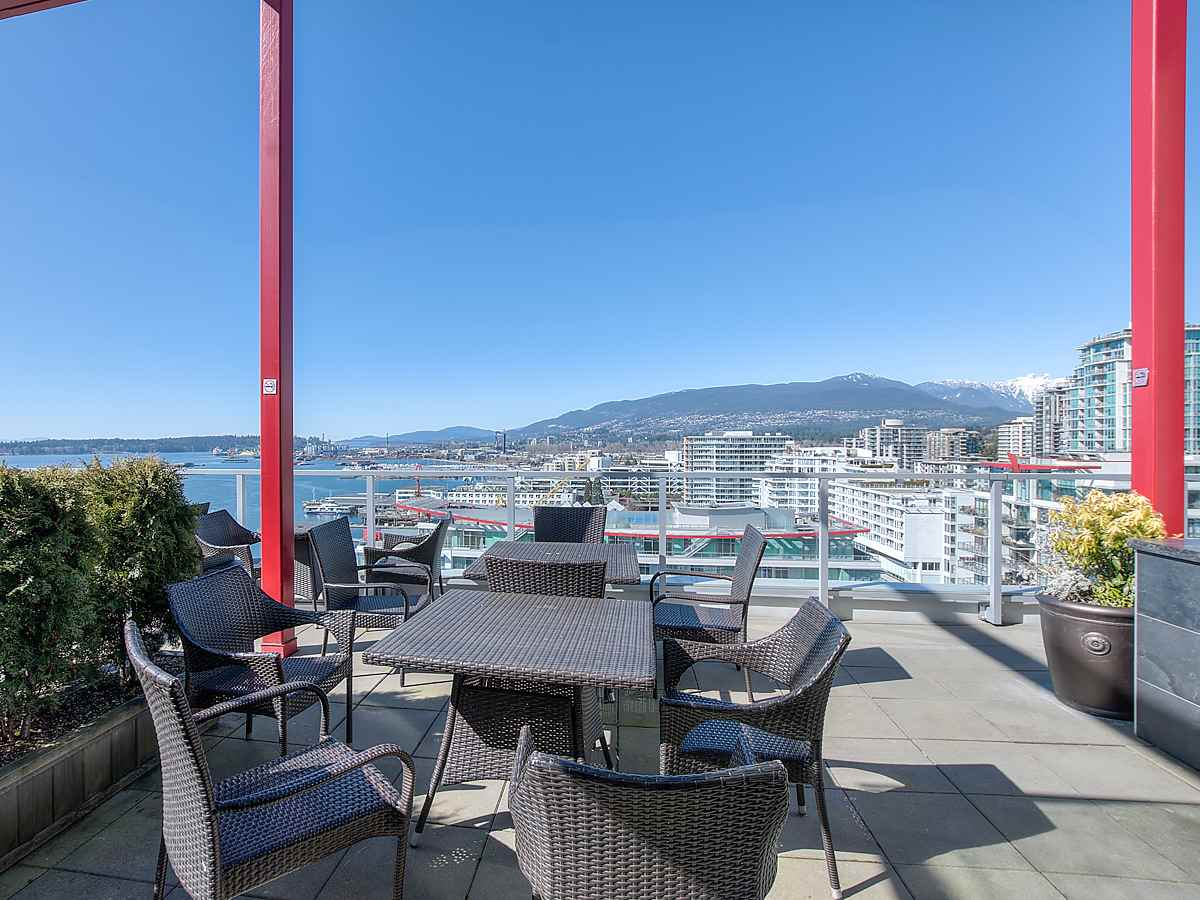 708 199 VICTORY SHIP WAY - Lower Lonsdale Apartment/Condo for sale, 1 Bedroom (R2445451) - #15