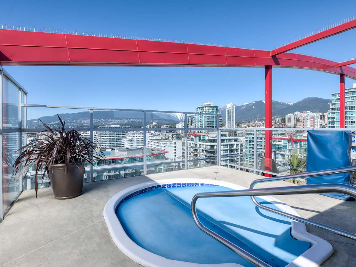 708 199 VICTORY SHIP WAY - Lower Lonsdale Apartment/Condo for sale, 1 Bedroom (R2445451) - #16