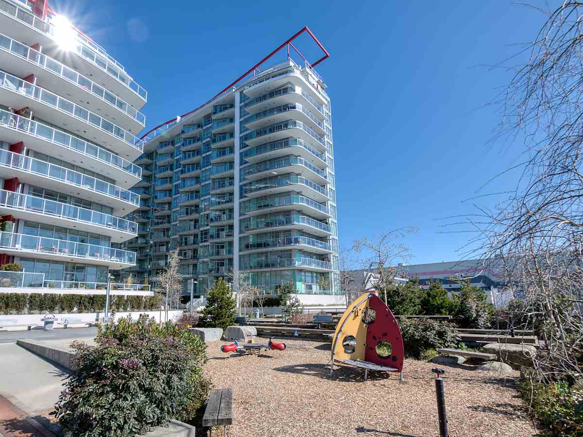 708 199 VICTORY SHIP WAY - Lower Lonsdale Apartment/Condo for sale, 1 Bedroom (R2445451) - #19
