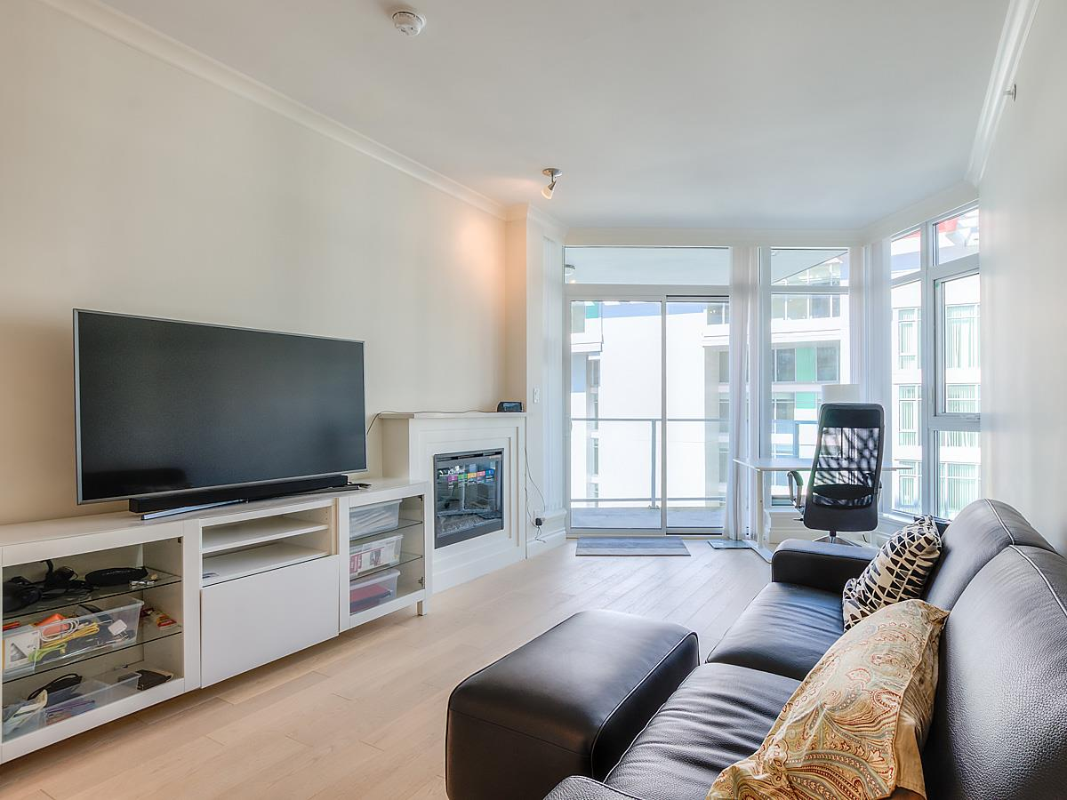 708 199 VICTORY SHIP WAY - Lower Lonsdale Apartment/Condo for sale, 1 Bedroom (R2445451) - #2