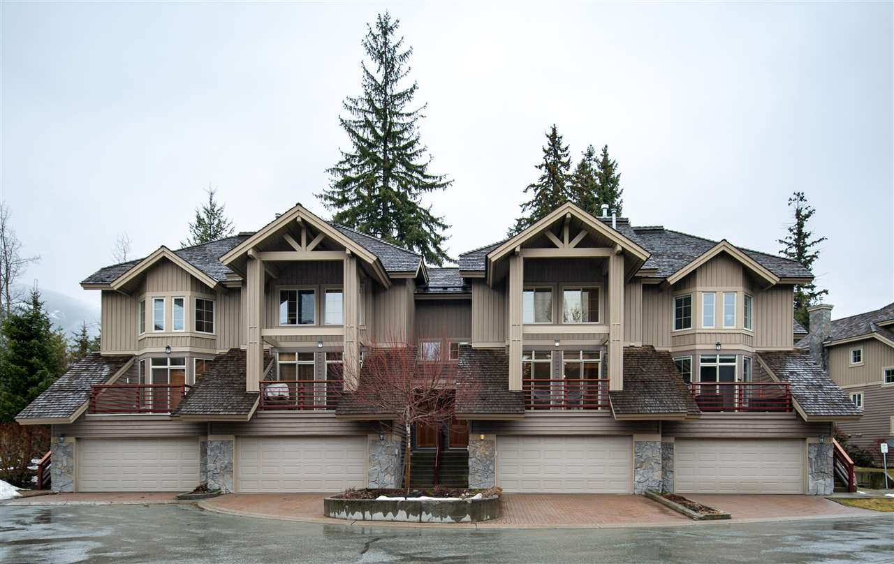 38 8030 NICKLAUS NORTH BOULEVARD - Green Lake Estates Townhouse for sale, 3 Bedrooms (R2445539)