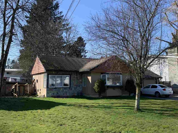 9543 MCNAUGHT ROAD - Chilliwack E Young-Yale House/Single Family for sale, 3 Bedrooms (R2446013)