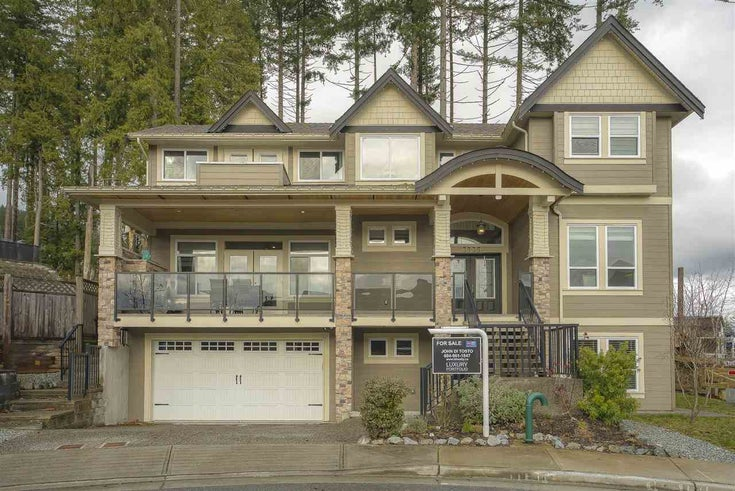 3535 GALLOWAY AVENUE - Burke Mountain House/Single Family for sale, 7 Bedrooms (R2446072)
