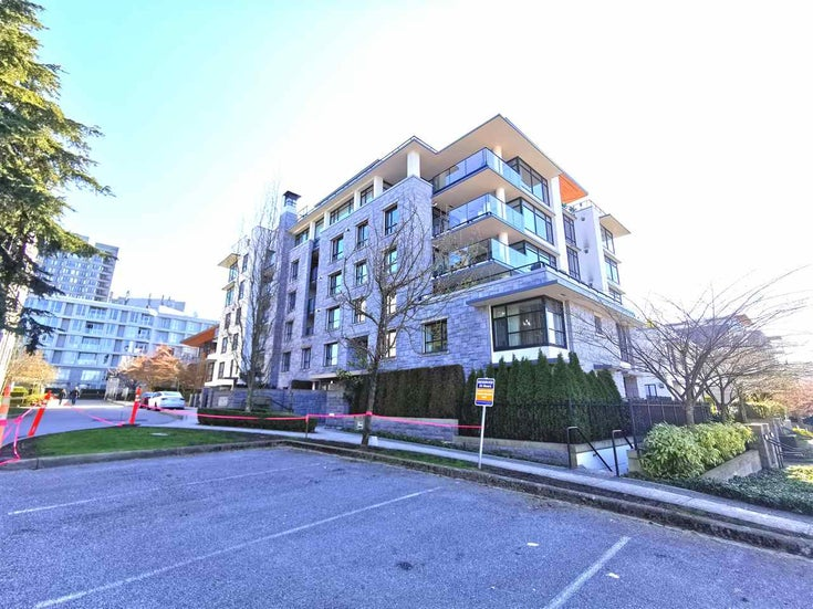 303 6018 IONA DRIVE - University VW Apartment/Condo for sale, 1 Bedroom (R2446159)