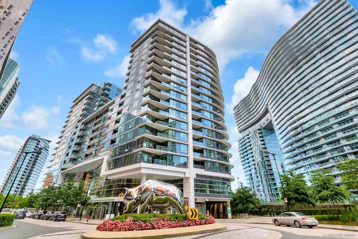830 68 SMITHE STREET - Downtown VW Apartment/Condo for sale, 2 Bedrooms (R2446181)