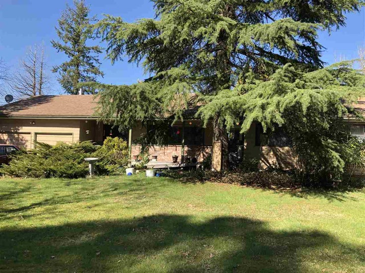 23125 OLD YALE ROAD - Murrayville House with Acreage for sale, 3 Bedrooms (R2446293)